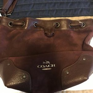 NWT coach crossbody